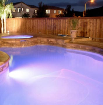 Pool Led Lighting Howard S Service Memphis